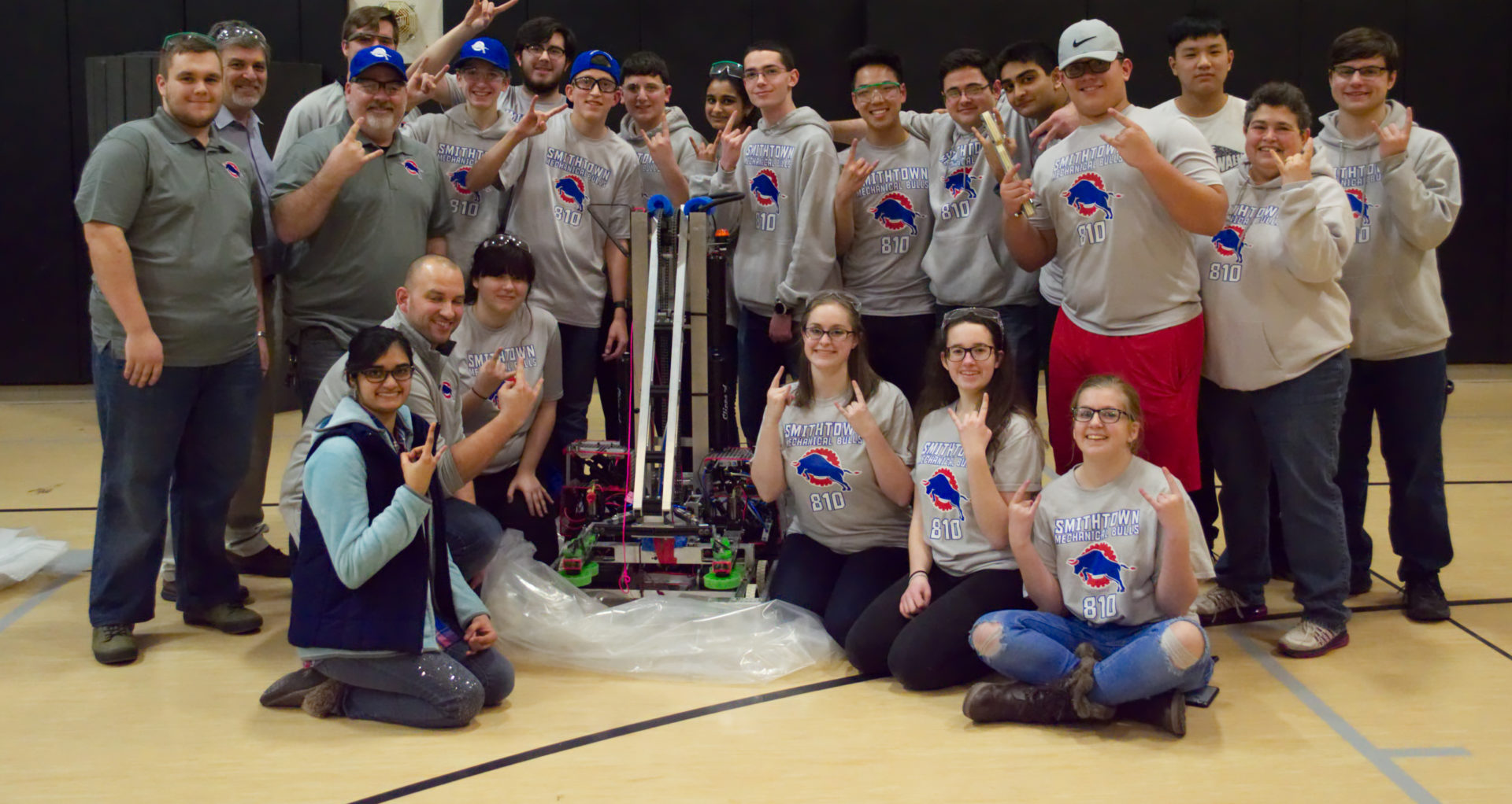 Smithtown Robotics Competitive High School Robotics Team